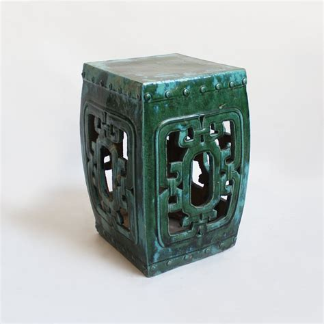 Furniture Garden Stools by Turquoise Ceramic Garden Stool Furniture Mix Furniture