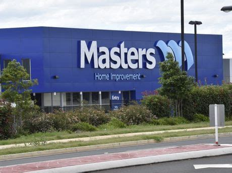 toowoomba at risk as woolworths dumps masters chronicle
