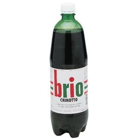brio soft drink brio chinotto soft drink soda 1 lt ebay