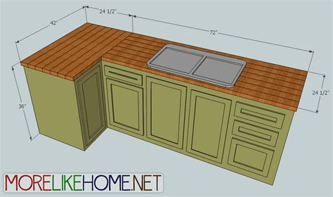 kitchen countertop dimensions pin by thompson on for the home