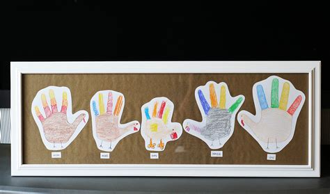 family crafts print turkey family eighteen25