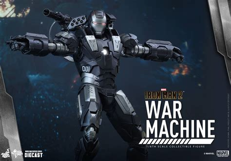 toys die cast war machine iron 2 figure up for
