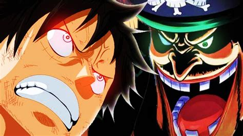 Anime One Blackbeard one luffy vs blackbeard amv hd