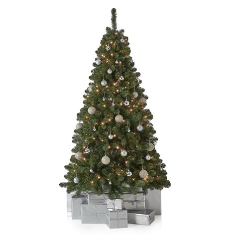 artificial grey silver tip tree 7ft 1000 ideas about 7ft tree on artificial trees white artificial