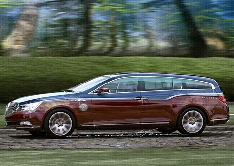 Buick Wagon 2020 by Cadillac Station Wagon 2015 2015 Buick Electra Estate