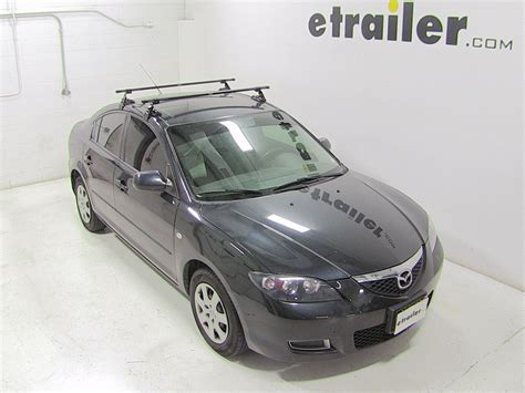 Mazda 3 Surfboard Rack by Roof Rack For 2010 Mazda 3 Etrailer