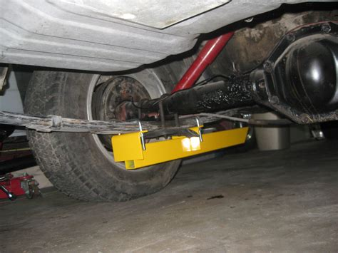 Installing A Bar traction bars superkonr