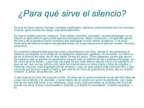 el silencio de las 8422621630 el silencio