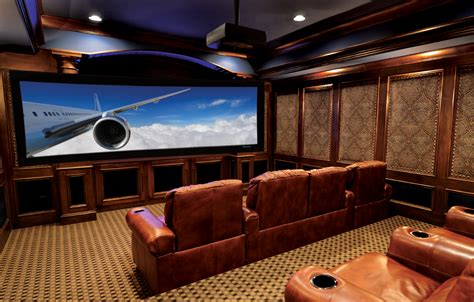 Home Theater Room Design Photo Id Home Theater On Home Theaters Theater And