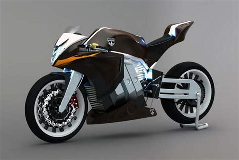 Elektro Rennmotorrad by Wordlesstech M2 Electric Racing Motorcycle