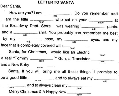 printable christmas mad libs for adults 9 best mad libs images on pinterest christmas mad libs