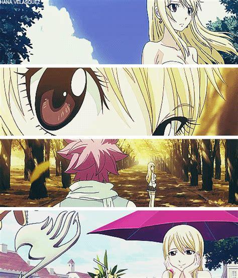 C Anime Ending by Anime Gifs Nalu Ending Gif Made By Me