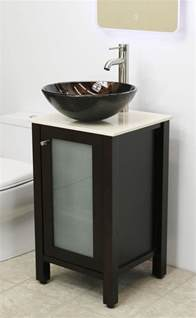 bathroom vanity sink set cabinet 19 quot windbay vessel sink
