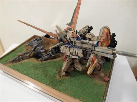 Diorama Gundam Gunpla gunpla diorama save me photoreview no 14 big size images closeups gunjap