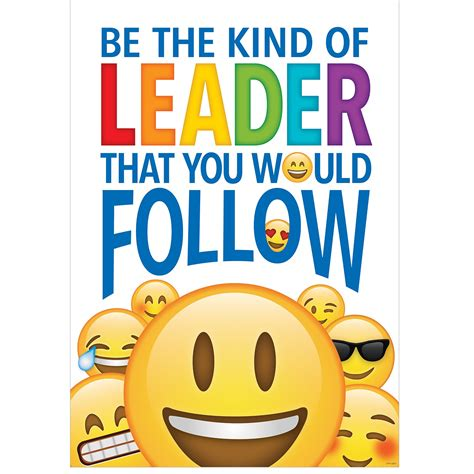 Be The Leader be the of leader poster