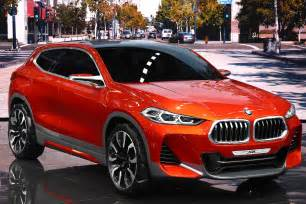 Bmw Suv New Bmw X2 Suv Concept Hints At Next Sporty Crossover