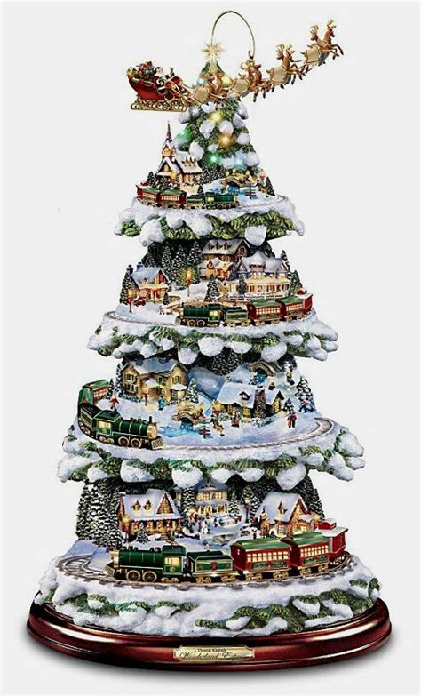 beauty will save thomas kinkade christmas decoration
