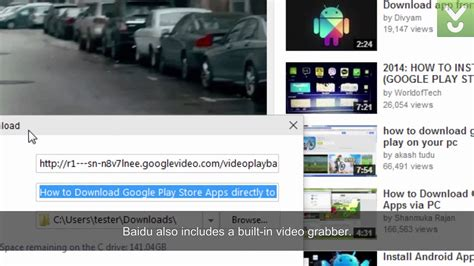 download youtube baidu baidu spark browser browse the internet with confidence