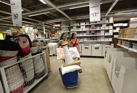 couch shopping the ikea experience at kunming yunnan province china 11