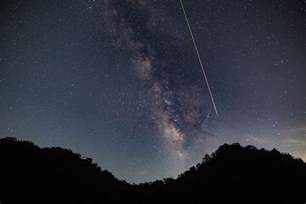 Meteor Shower 14th August by See Stunning Images Of Shooting In The Perseid