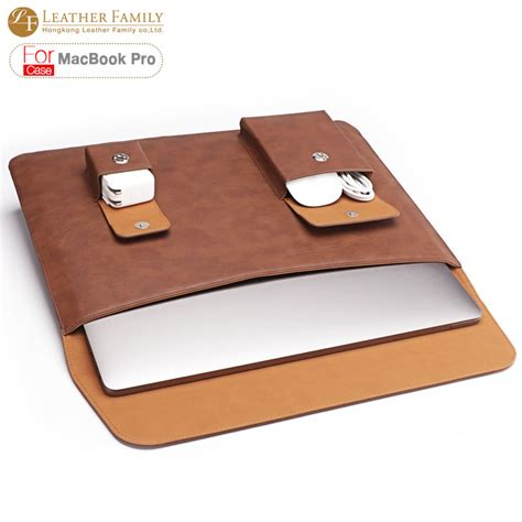 For Macbook 13 for macbook pro 13 inch luxury vintage pu leather