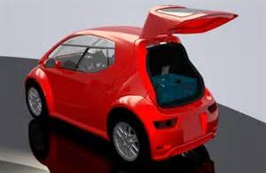 new one seater car colibri one seat electric car to go into production next