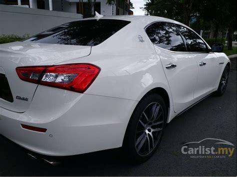 maserati white sedan maserati ghibli 2015 s 3 0 in penang automatic sedan white