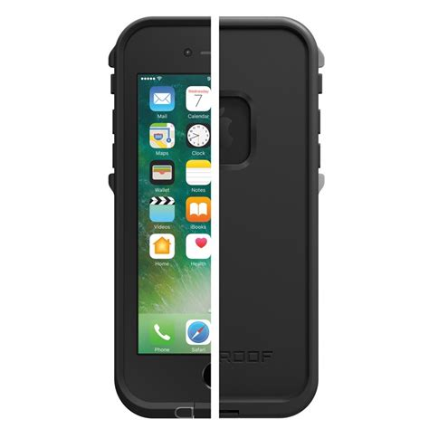 Iphone 5 Fre Lifeproof lifeproof fre iphone 8 7 asphalt black iphone cases nl