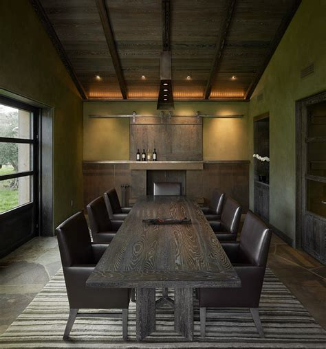 Home Spa Decorating Ideas kenzo estate tasting room contemporary dining room