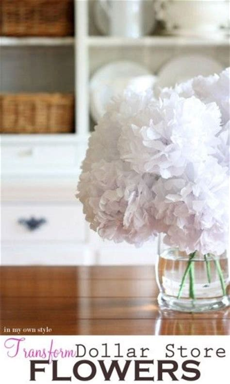 how to make silk flowers look real make fake flowers look real craft corner pinterest