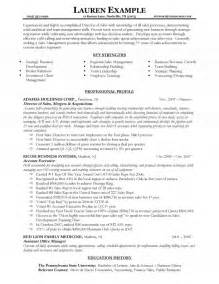 Sales Sle Resume by Sales Director Resume