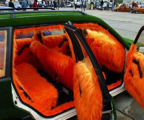Mold On Car Carpet top 10 wacky car interiors