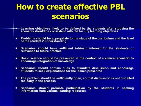 how to design a photo problem based learning in education