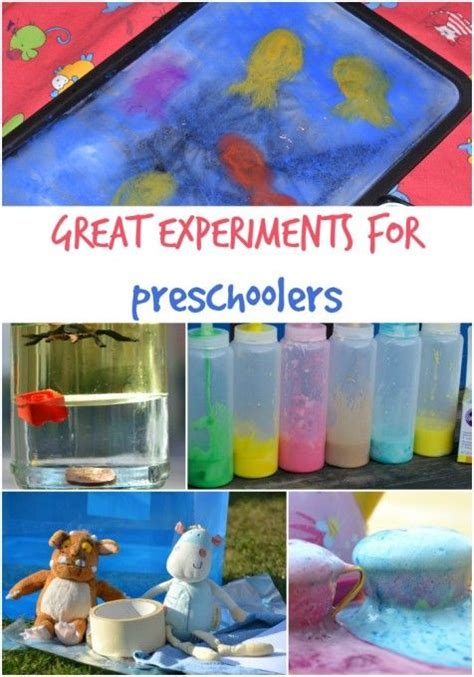 science themes pictures preschool science experiments science activities for kids