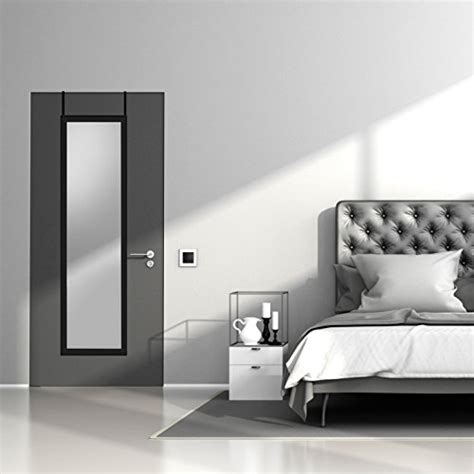 Adhesive Length Door Mirror - 12 x 48 inch the door mirror length mirror