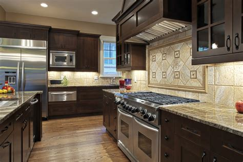 luxury kitchen ideas counters backsplash cabinets 49 dream kitchen designs pictures designing idea