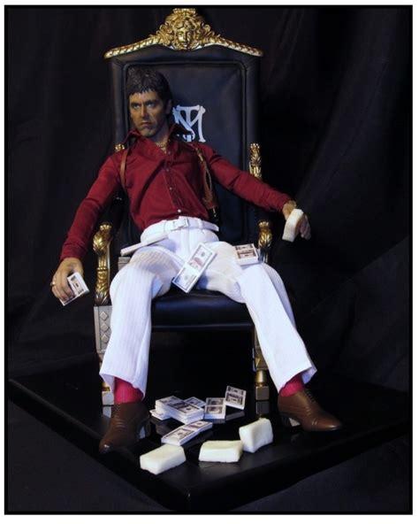 Tony Montana Chair by Review Blitzway 12 Quot Tony Montana Scarface