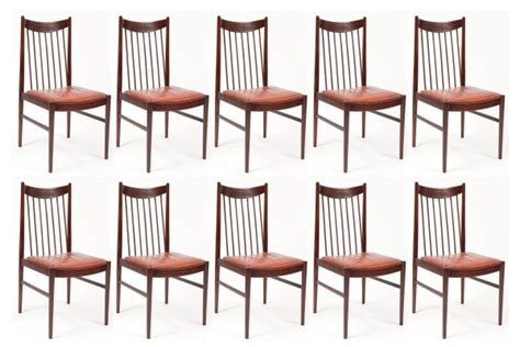 arne vodder dining chairs 10 arne vodder rosewood dining chairs modern furniture