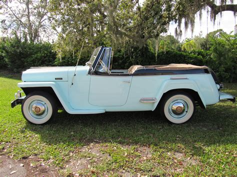 1948 willys jeepster 1948 willys jeepster vintage motors of sarasota inc
