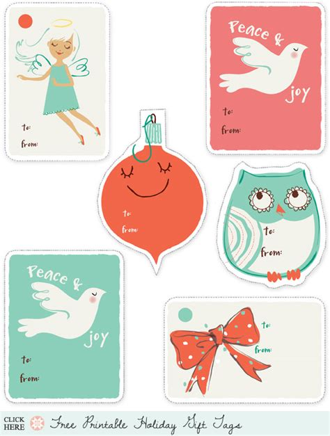 print gift tags at home holiday roundup awesome free gift tag printables home