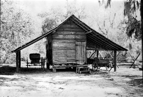 Sheds Tallahassee by Florida Memory Pioneer Farms Wagon Shed Tallahassee