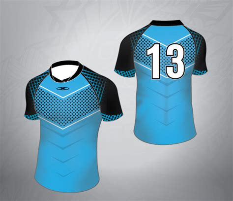 design new jersey custom made team gear x treme rugby wear