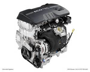 Chevrolet Equinox 2 4 Engine Review 2010 Chevrolet Equinox Ecotec Engine 2 4l I 4 Vvt Di Laf