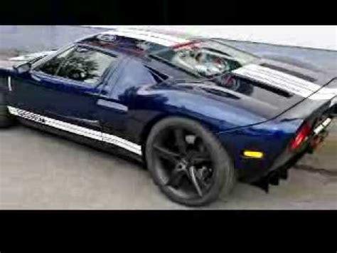 Ford Gt Vs Corvette by Ford Gt Vs Corvette Zr1 Autobahn 1 4mile Speed Society