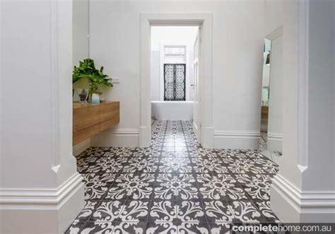 Handmade Tiles Melbourne - florentine style patterned tiles completehome