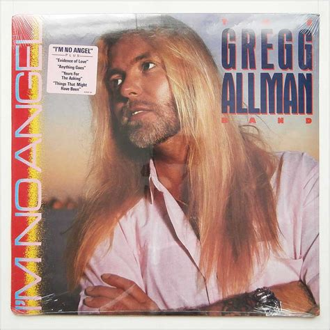 I M No gregg allman i m no records lps vinyl and cds