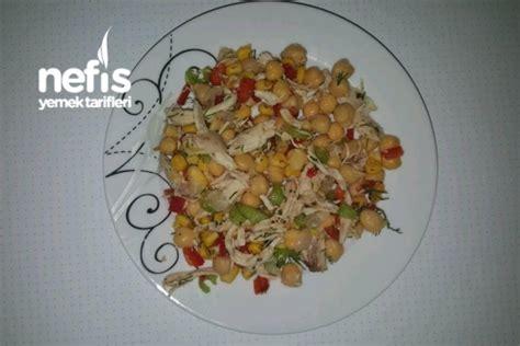 yemek tarifleri g 246 rsel nohutlu tr salata tarifi yemek tarifleri sitesi nohutlu