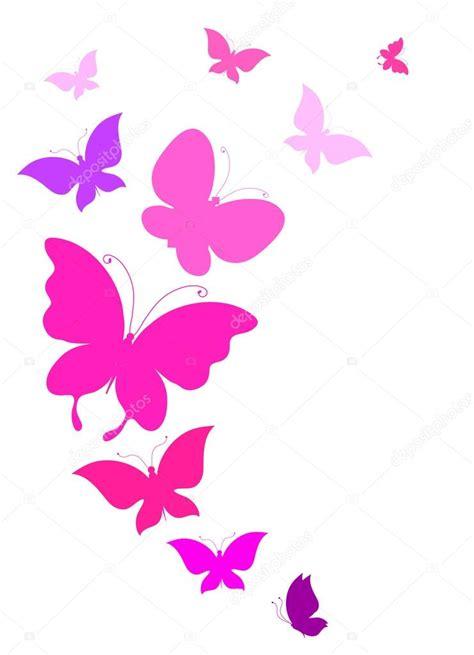 Farfalle Clipart Disegno Farfalle Foto Stock 169 Aboard 70347803