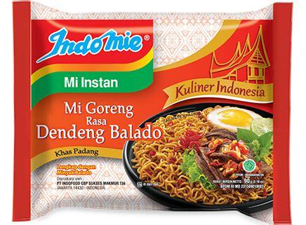 Indofood Kelapa 300g indomie dendeng balado 90g x 40pcs warung furniture