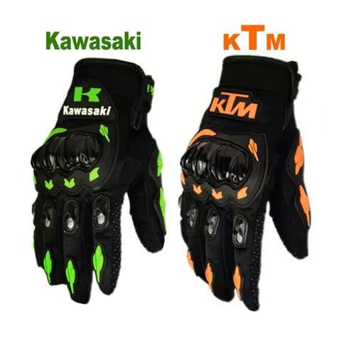 Ktm Retro Motorrad by Ktm Motorrad Bike Handschuhe Retro Kawasaki Moto Racing